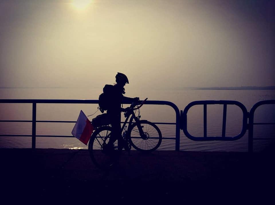 rowerem przez Polskę - Miłka Raulin - Facebook