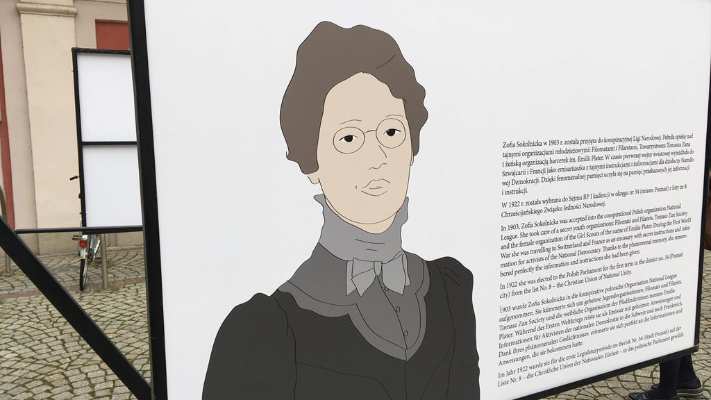 wystawa rola kobiet w odzyskaniu niepodległości - Jacek Butlewski