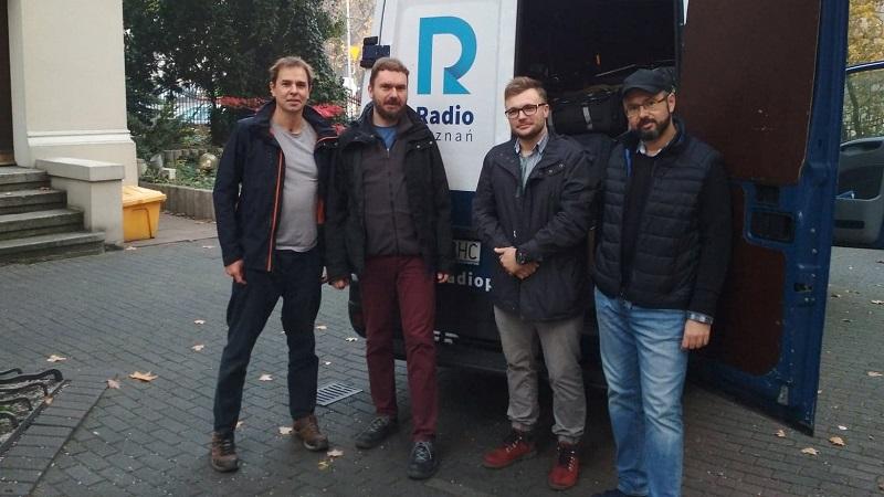 11 listopada pamiętamy o kresach radio poznań pomaga wileńszczyzna  - Radio Poznań