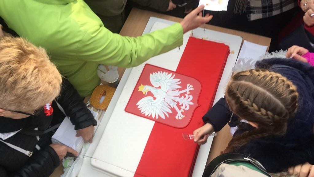 pyzdry tort 2018 niepodległość - Rafał Regulski