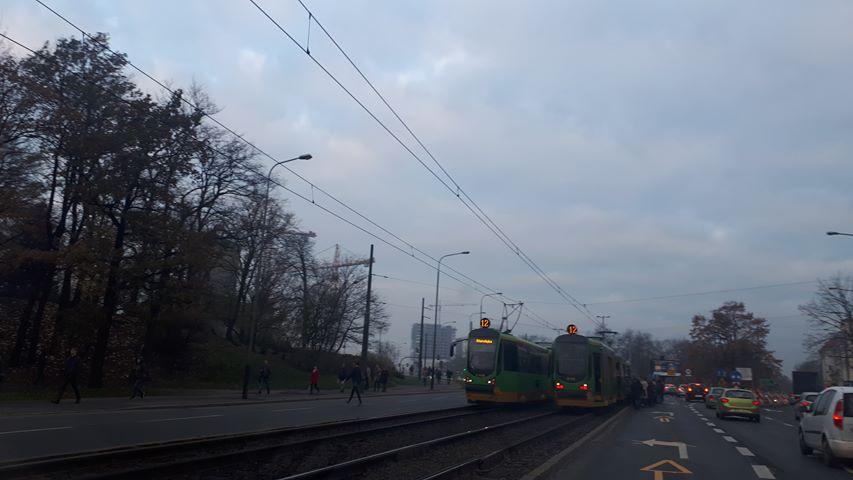 tramwaje awaria królowej jadwigi MPK - Wojciech Sikorski