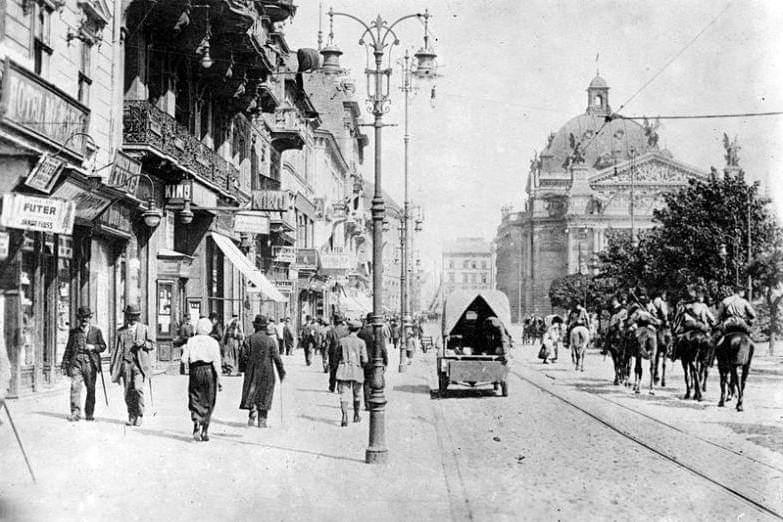 Lwów - Lwów/ wikipedia.org