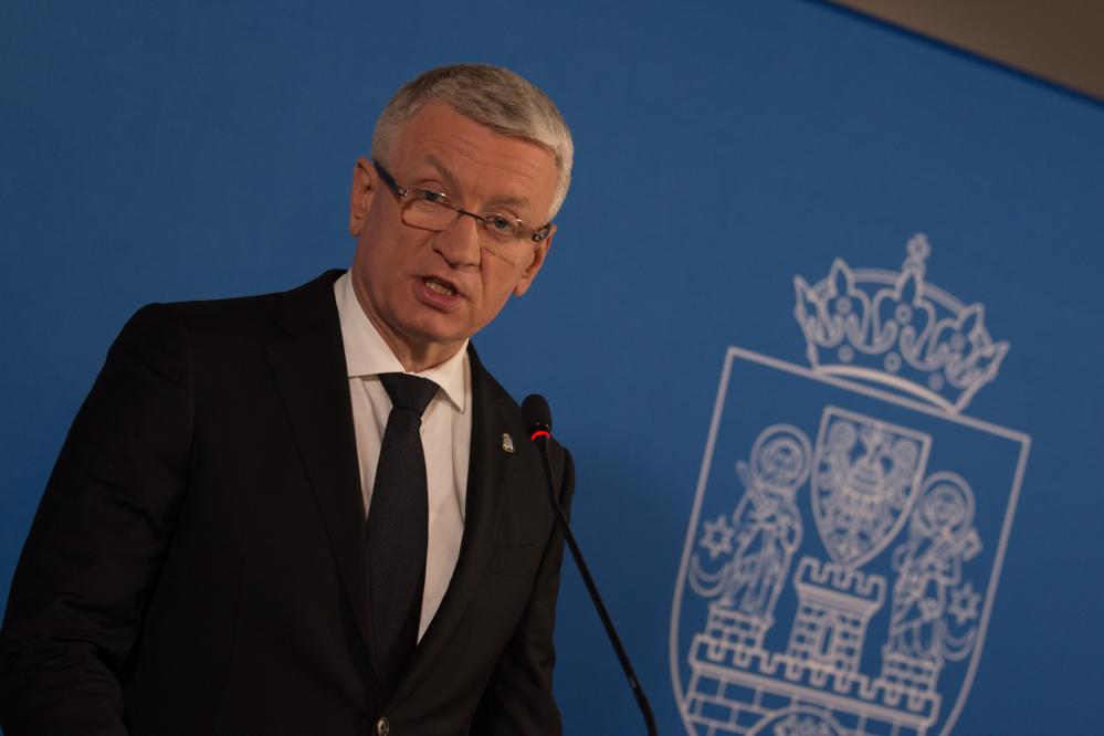 zastępcy prezydenta jaśkowiaka 2018 - Wojtek Wardejn