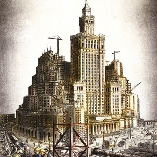 wieża komunistów okładka - Materiały prasowe