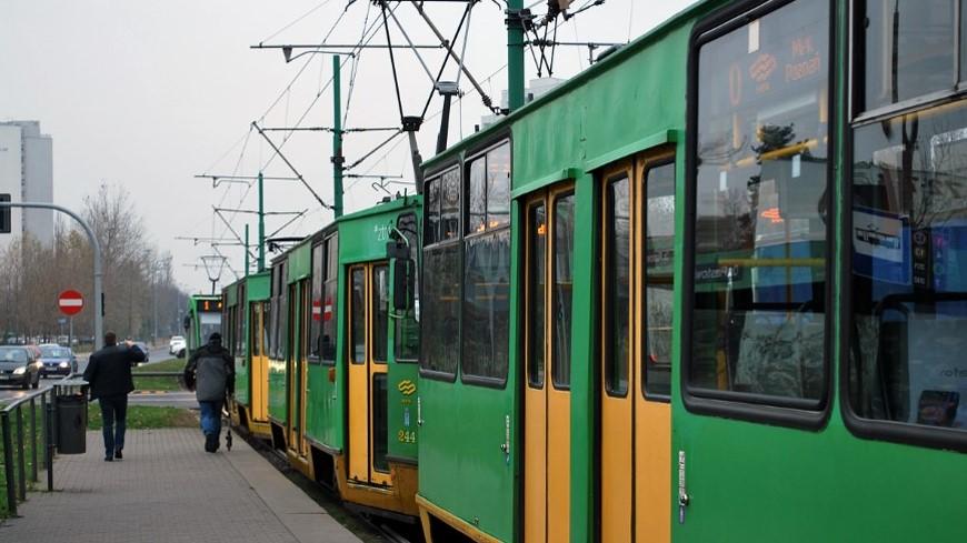 tramwaje 45 metrów poznań - Wojciech Fleischer - ZTM Poznań