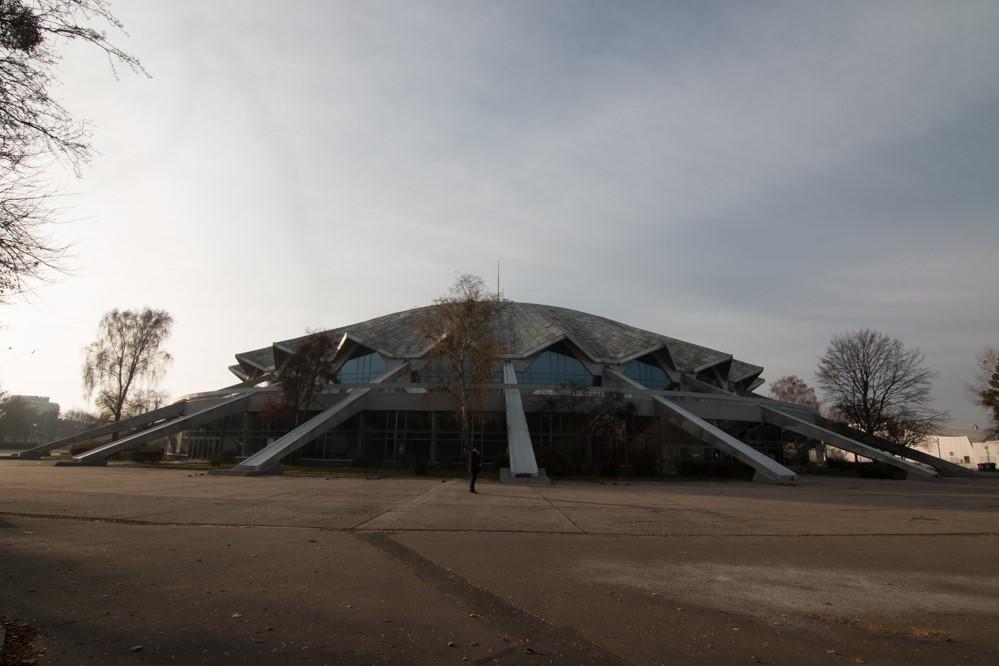 Hala Arena - Wojtek Wardejn - Radio Poznań