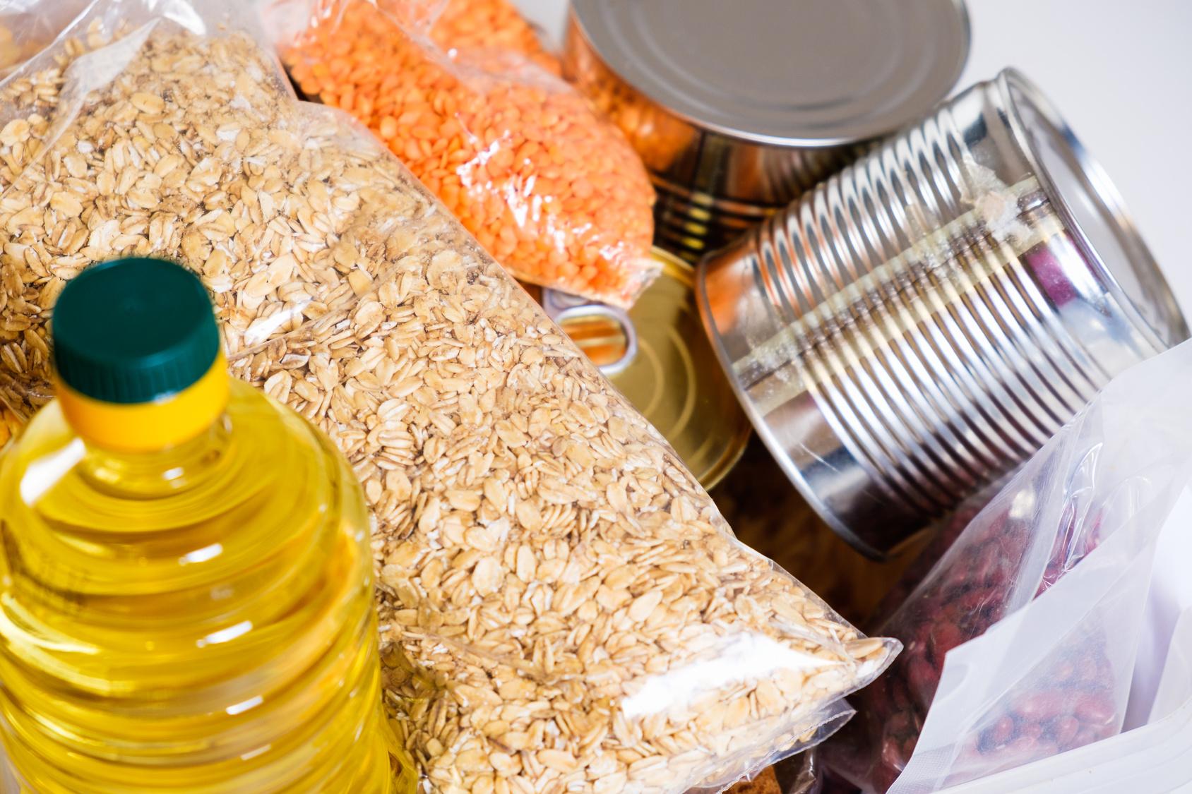zbiórka żywności żywność - fotolia