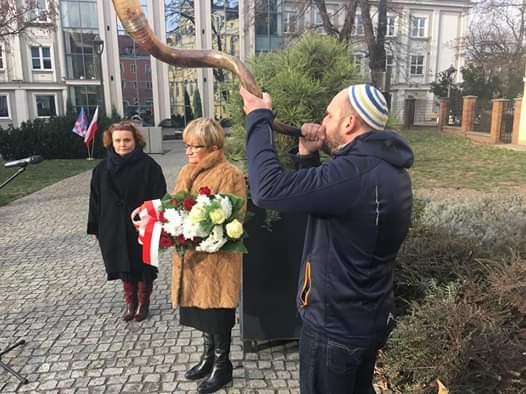 Rocznica deportacji Żydów - Danuta Synkiewicz - Radio Poznań