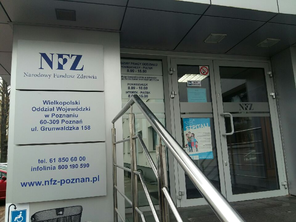 NFZ - Magdalena Konieczna - Radio Poznań