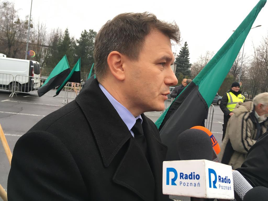 prezes Zespołu Elektrowni Pątnów Adamów Konin S.A. Adam Kłapszta - Sławomir Zasadzki - Radio Poznań