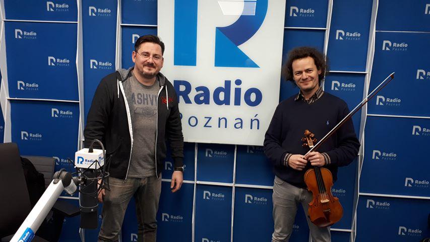 Mariusz Patyra - Radio Poznań
