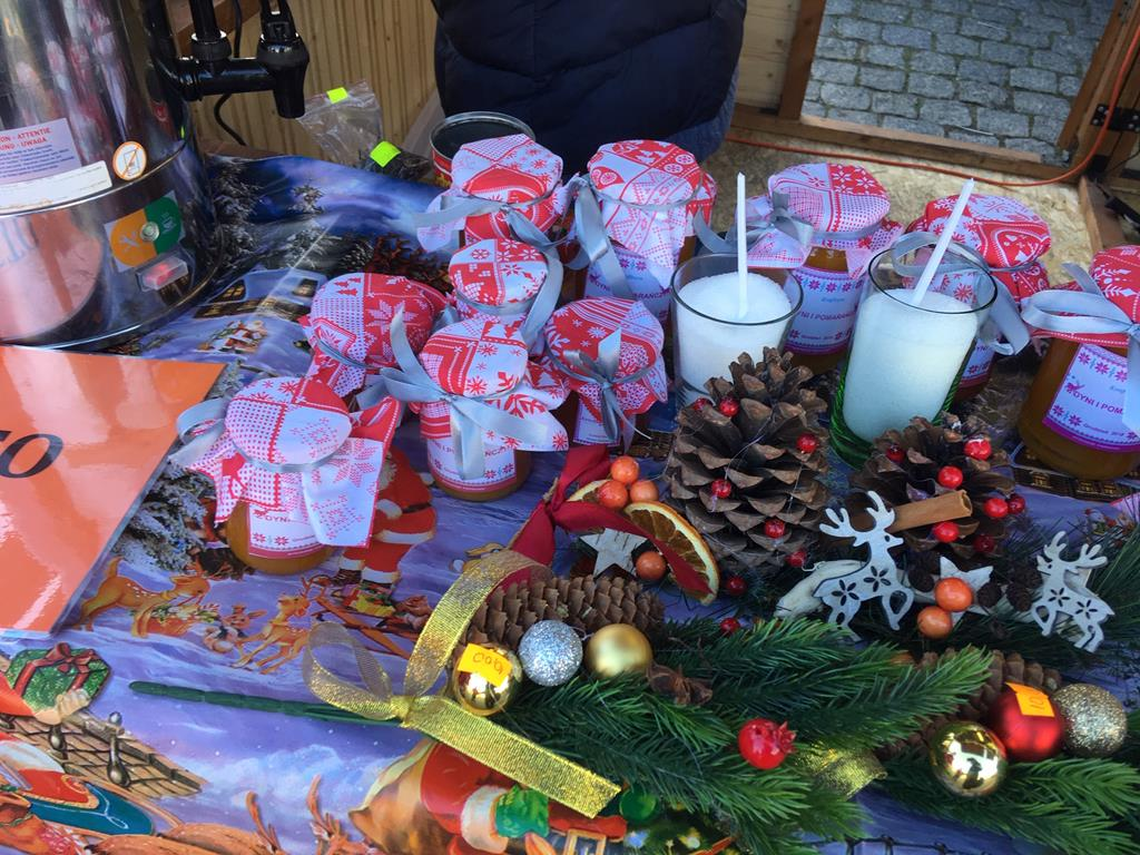 jarmark bożonarodzeniowy gniezno - Rafał Muniak