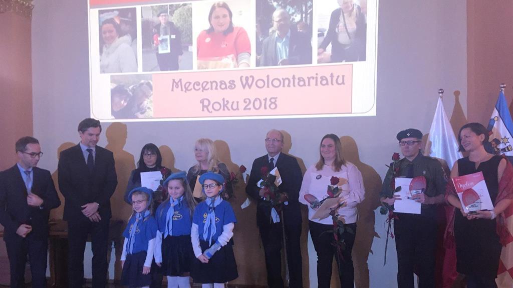 gala wolontariatu kalisz 2018 - Danuta Synkiewicz - Radio Poznań