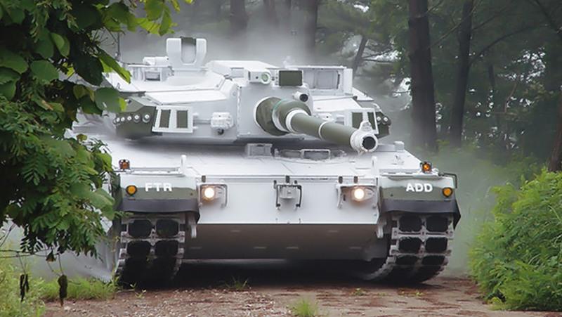 czołg wilk k2 - konflikty.pl