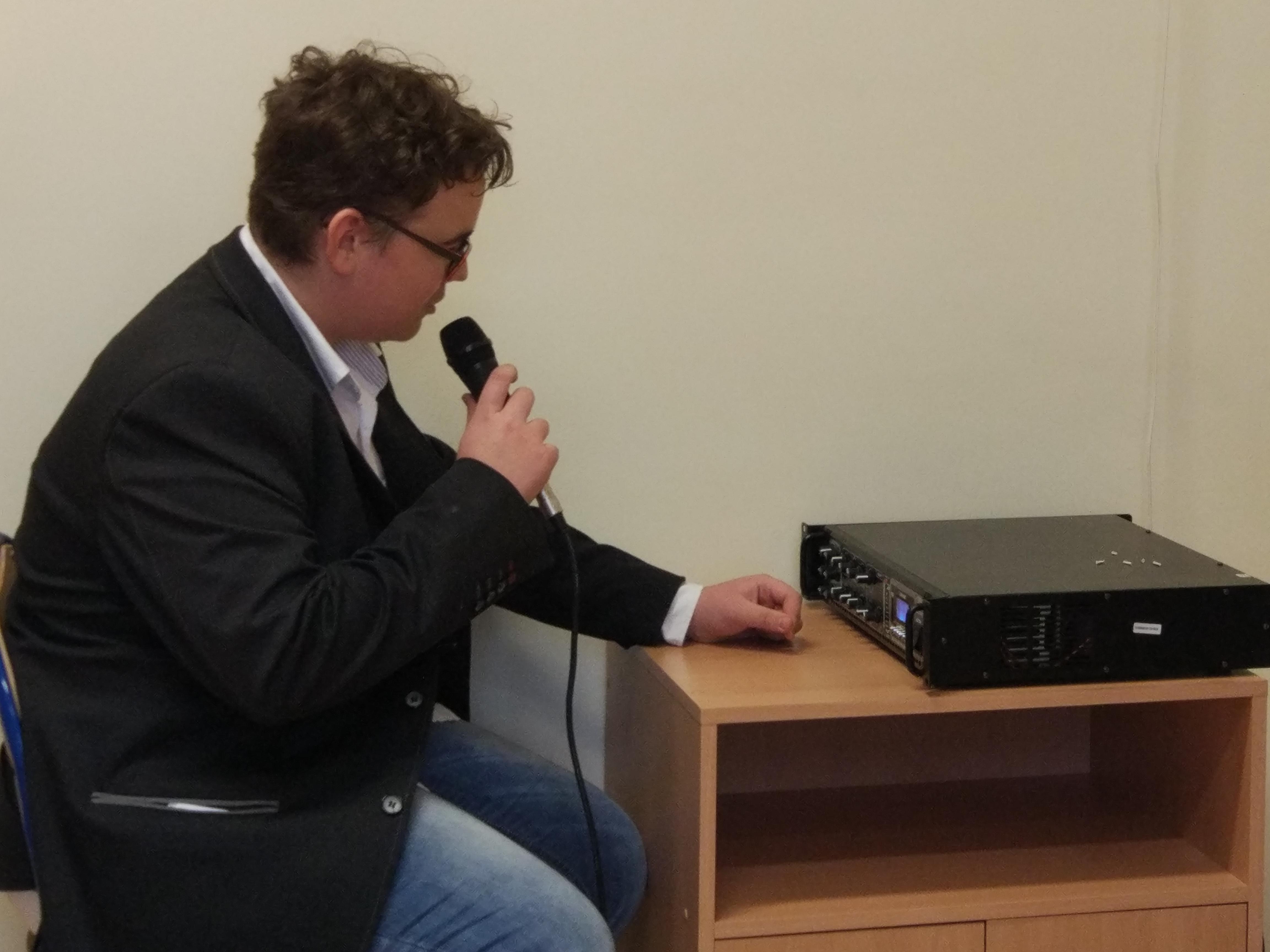 radiowęzeł Piła - Przemysław Stochaj - Radio Poznań