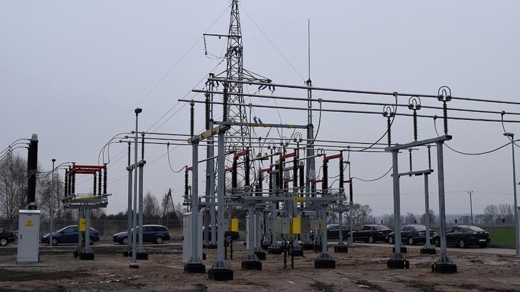 ujście stacje energetyczne - Marcin Maziarz