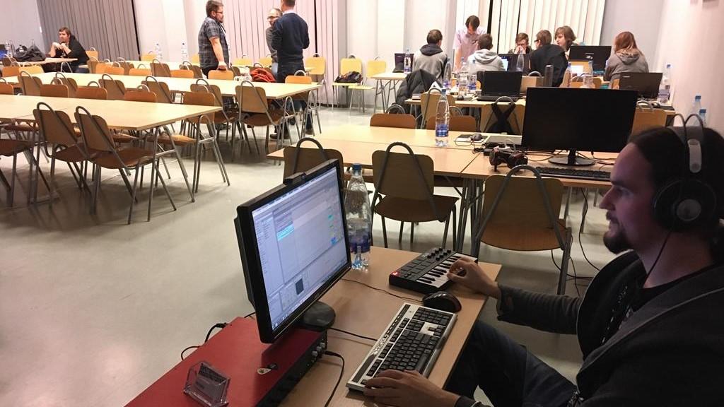 mage jam poznań 2018 tworzenie gier komputerowych - Jacek Butlewski
