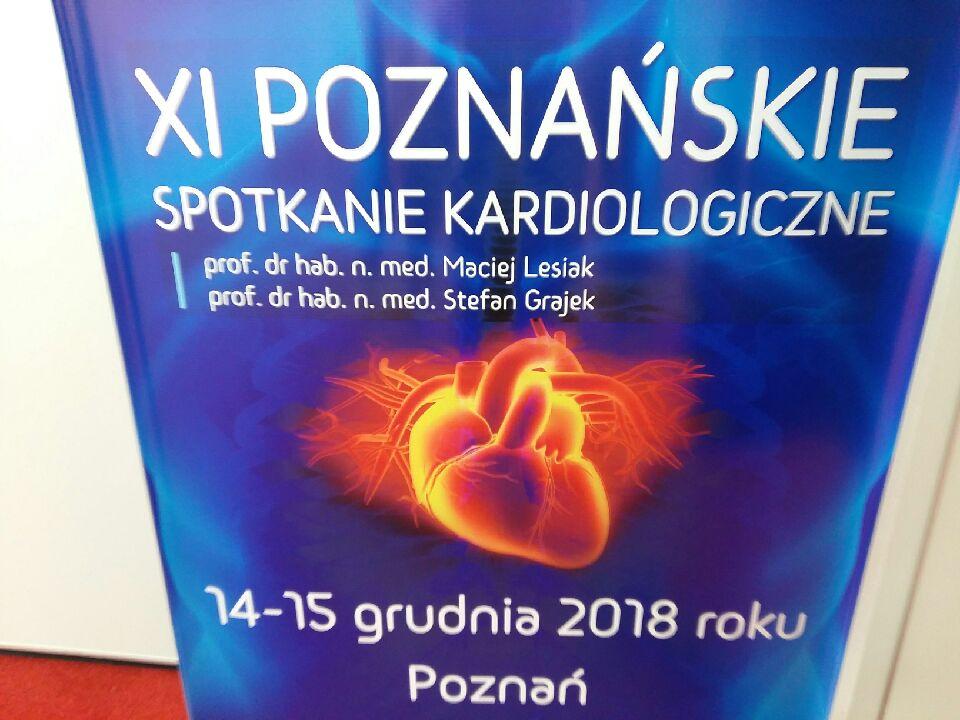 kardiolodzy spotkanie - Magdalena Konieczna - Radio Poznań