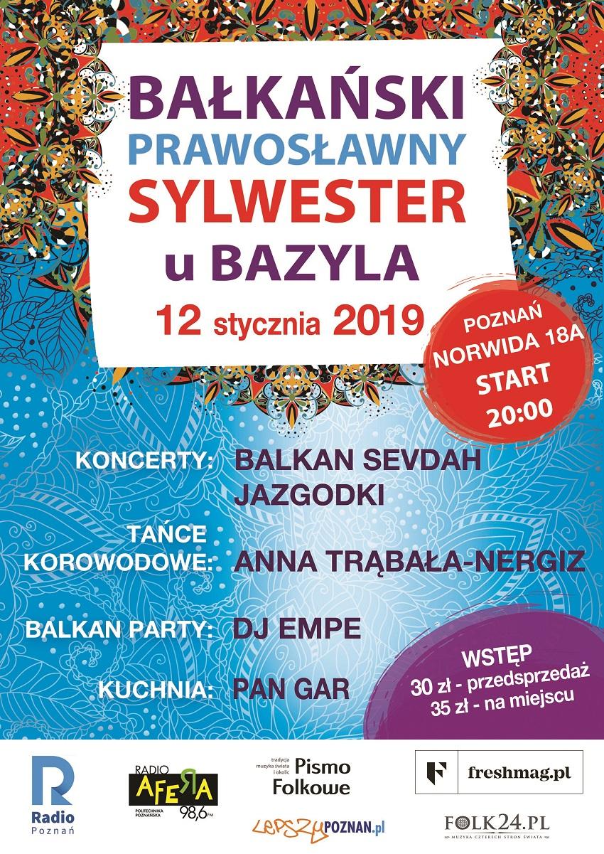 SYLWESTER U BAZYLA-2019-2  - Materiały prasowe