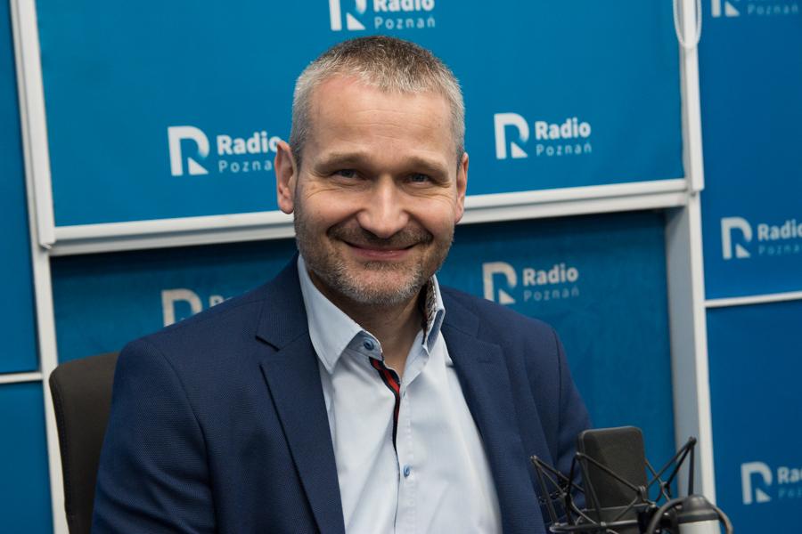 Jędrzej Solarski - Leon Bielewicz - Radio Poznań