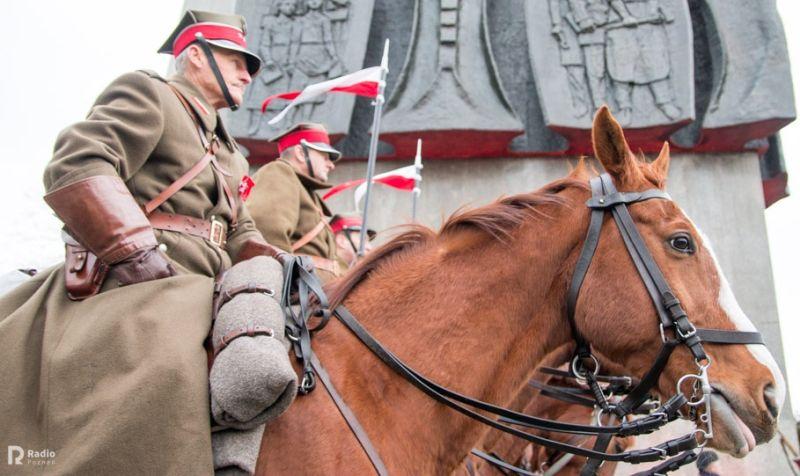 powstanie wielkopolskie pomnik konie ułani - Wojtek Wardejn - Radio Poznań