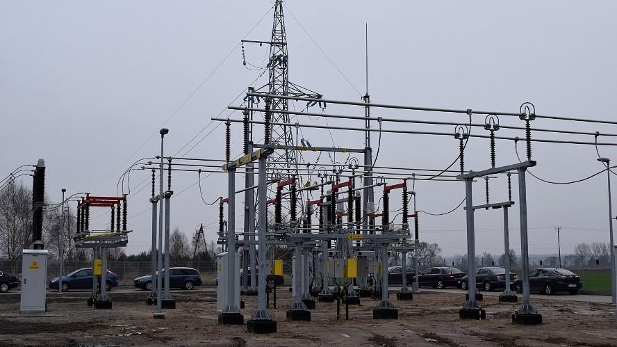stacja prąd  - archiwum