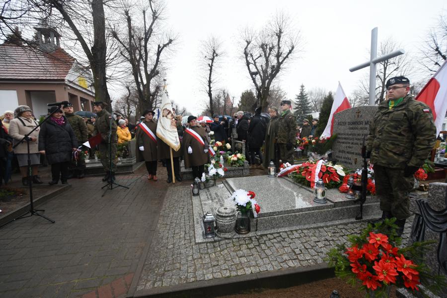 lusowo powstanie wielkopolskie dowbor muśnicki obchody powstanie - Wojtek Wardejn