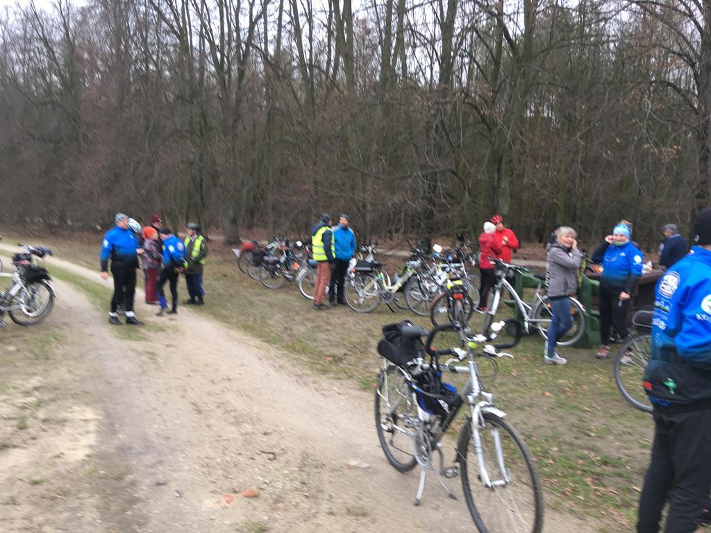 rajd rowerowy na zakończenie roku konin ciklo - Sławomir Zasadzki