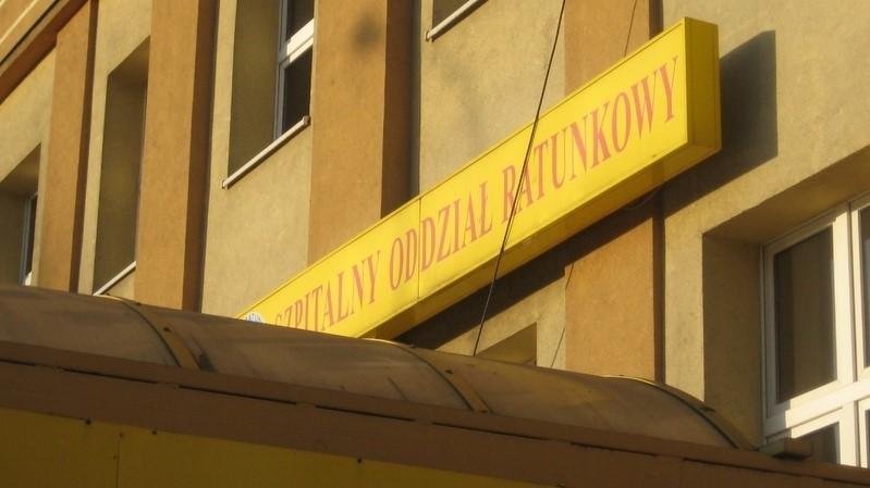 sor oddział ratunkowy szpital - Magdalena Konieczna - Radio Poznań