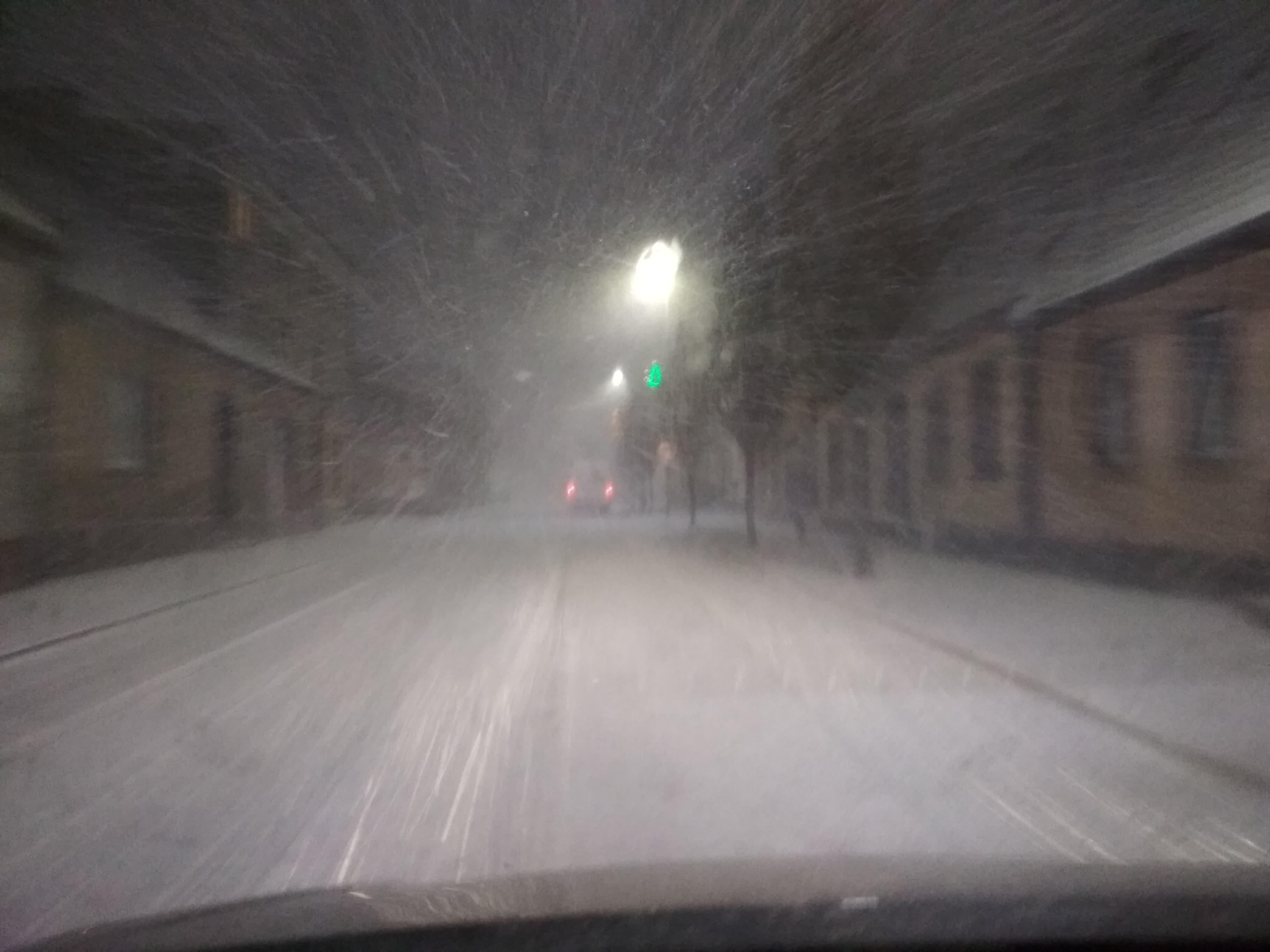 zima drogi śnieg - Kacper Witt - Radio Poznań