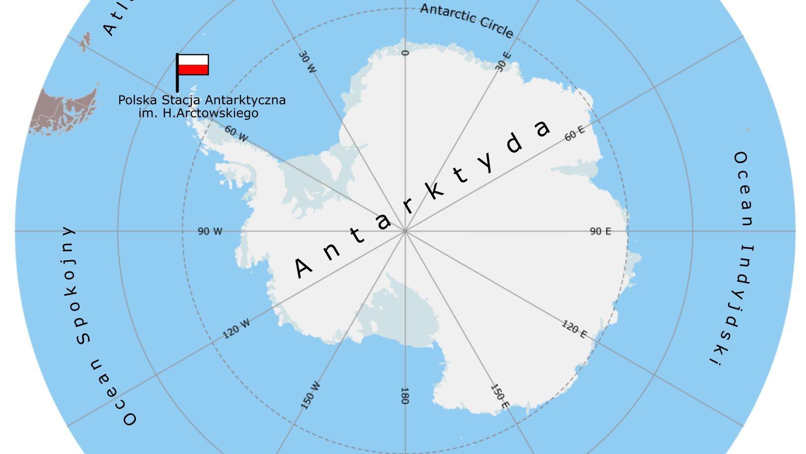 za chlebem wyprawa na antarktydę - arctowski.aq/pl/o-stacji/
