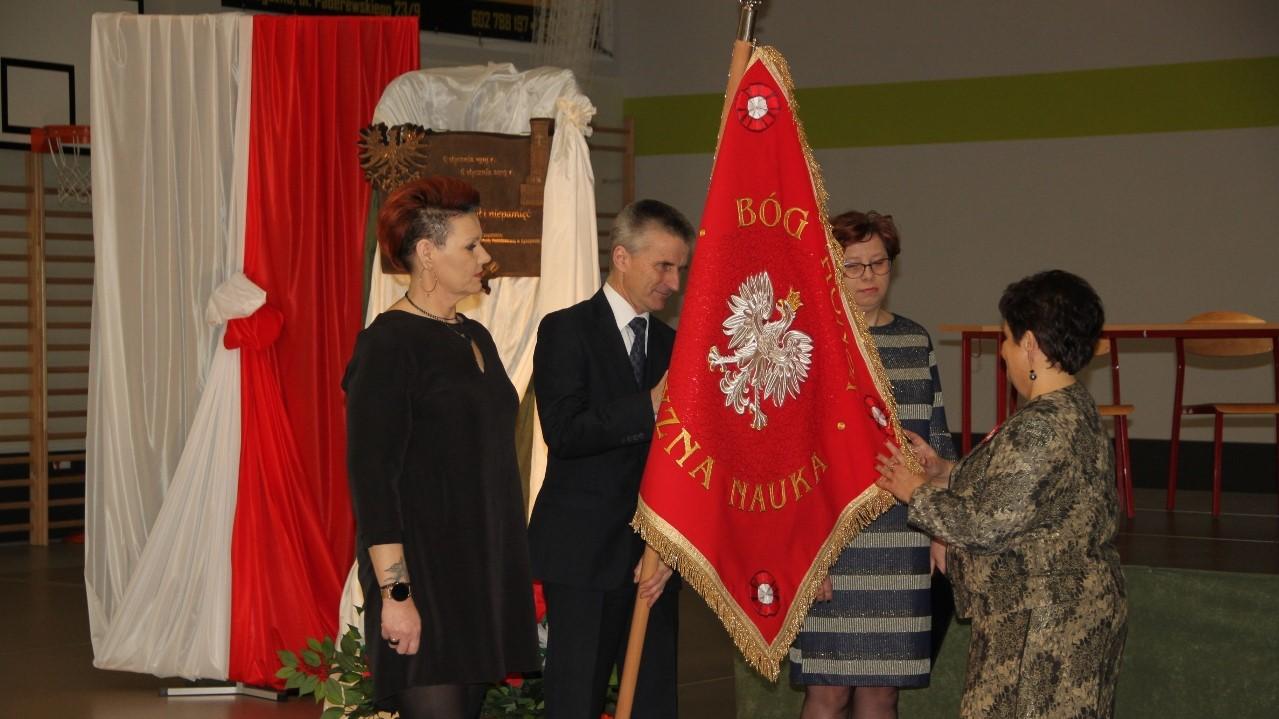 szkoła ryczywół powstańcy wielkopolscy patron - Iwona Kowalska