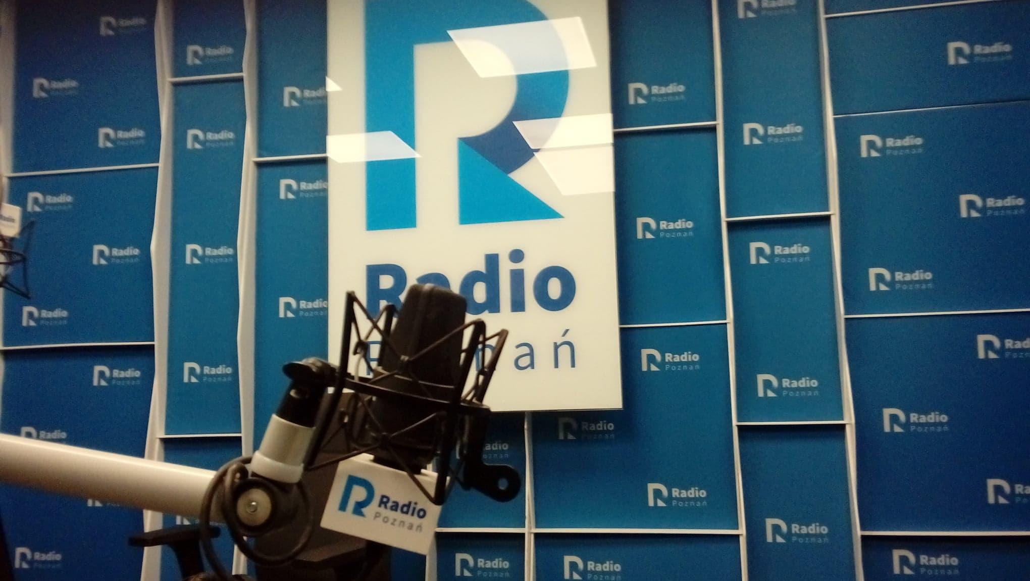 mikrofon studio radio poznań - Gracjan Jaworski - Radio Poznań
