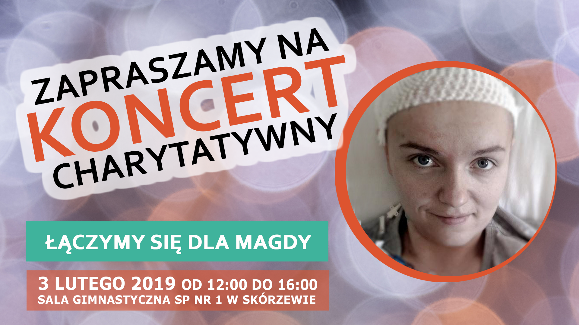 plakat koncert - Plakat wydarzenia