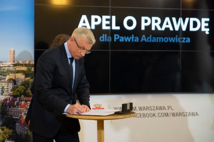jaśkowiak apel prezydentów - poznan.pl