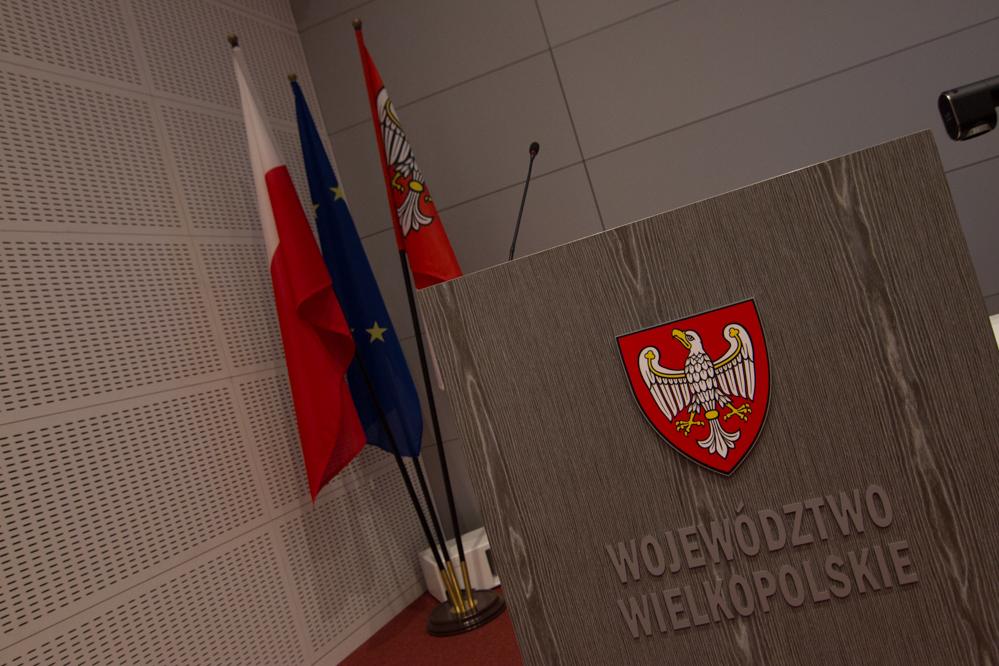 sejmik województwa - Wojtek Wardejn - Radio Poznań