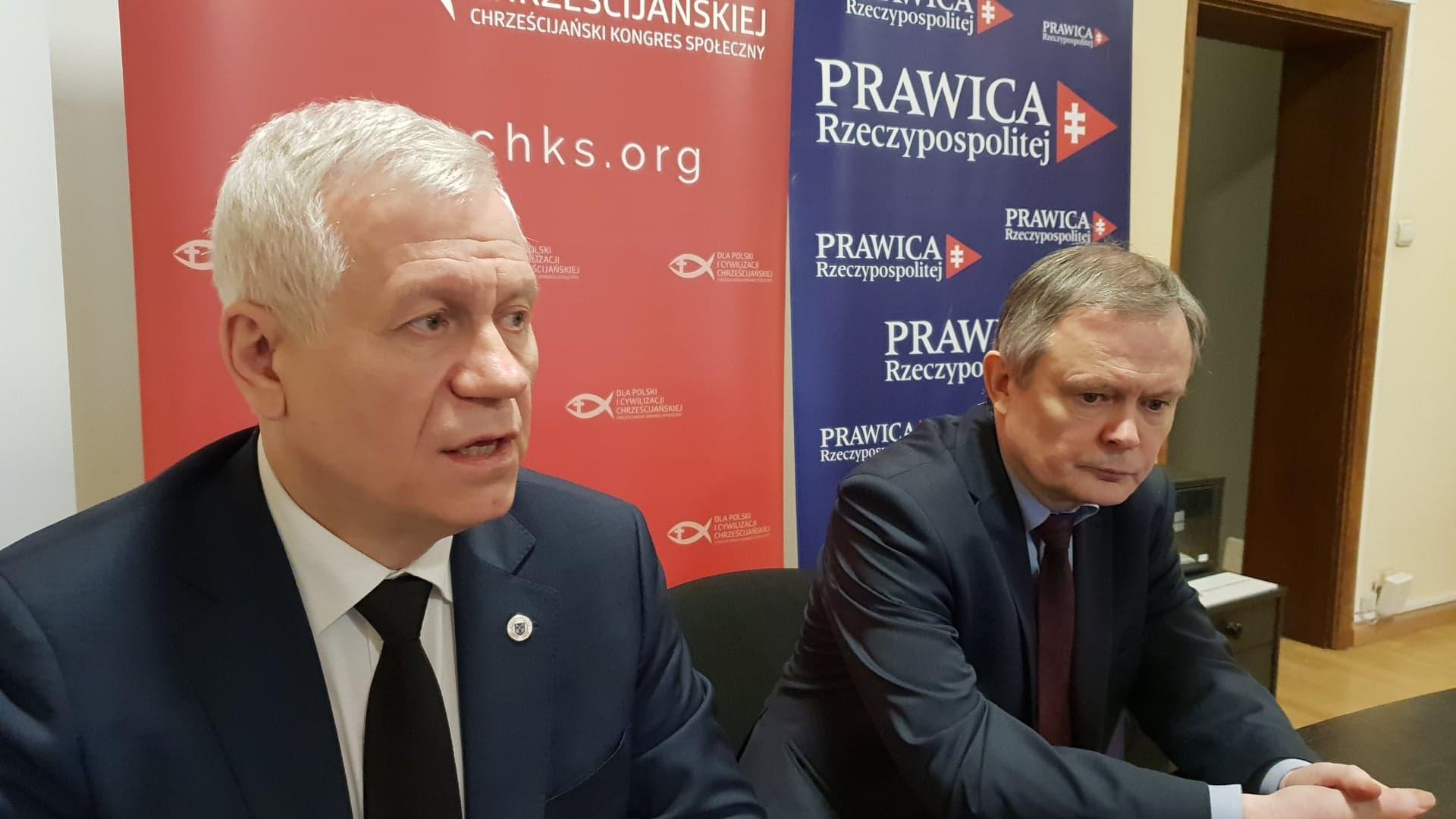 Marek Jurek z Markiem Jakubiakiem - Michał Jędrkowiak - Radio Poznań