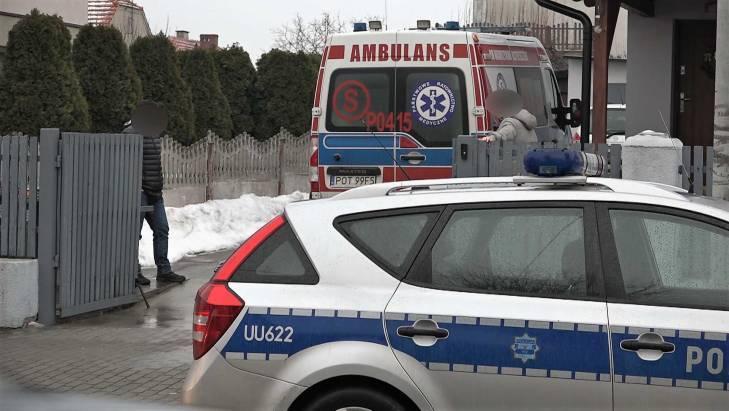 ostrzeszów tragedia rodzinna ojciec zabił córkę - ostrzeszowinfo.pl