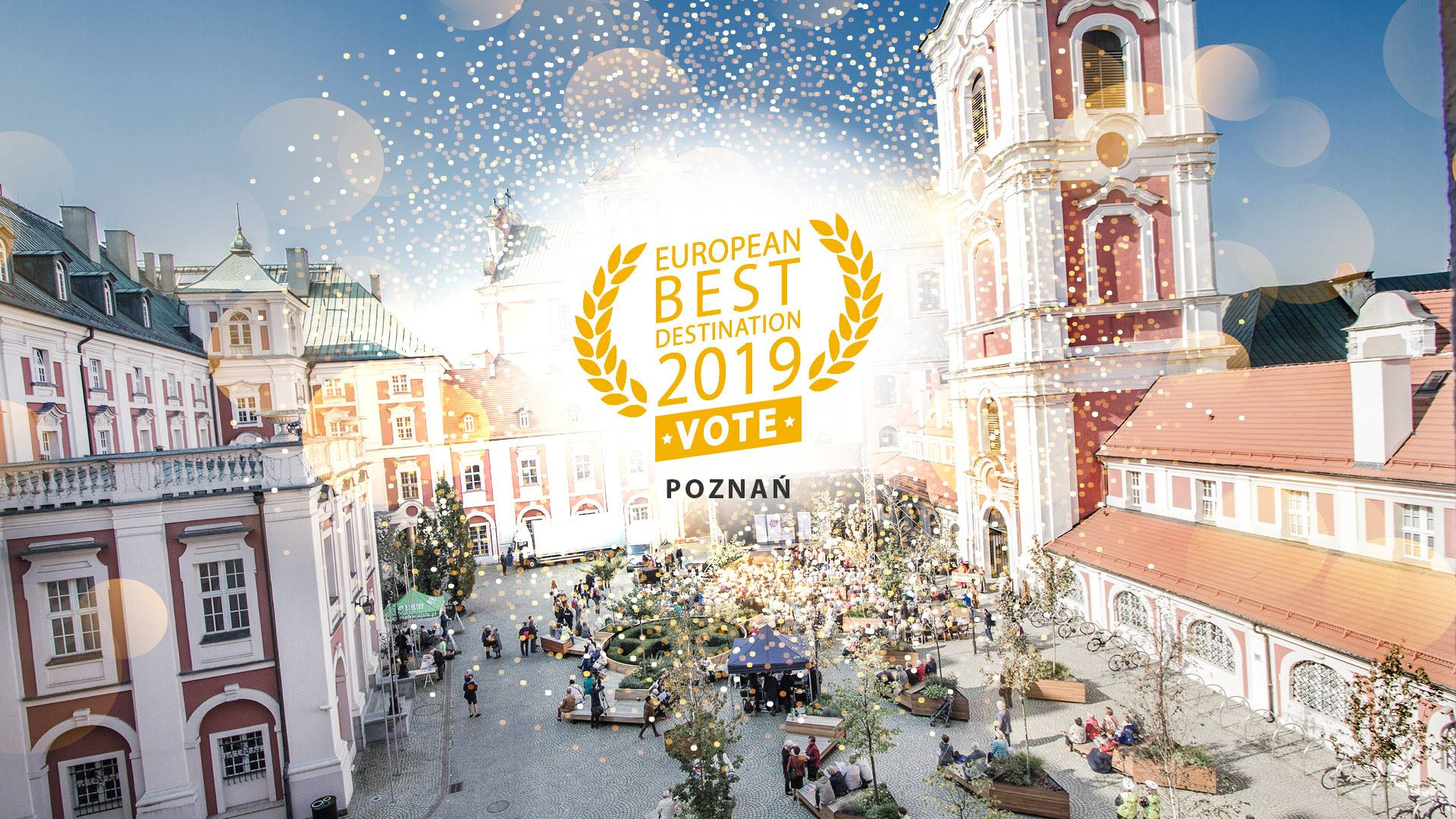 European Best Destination - poznan.pl