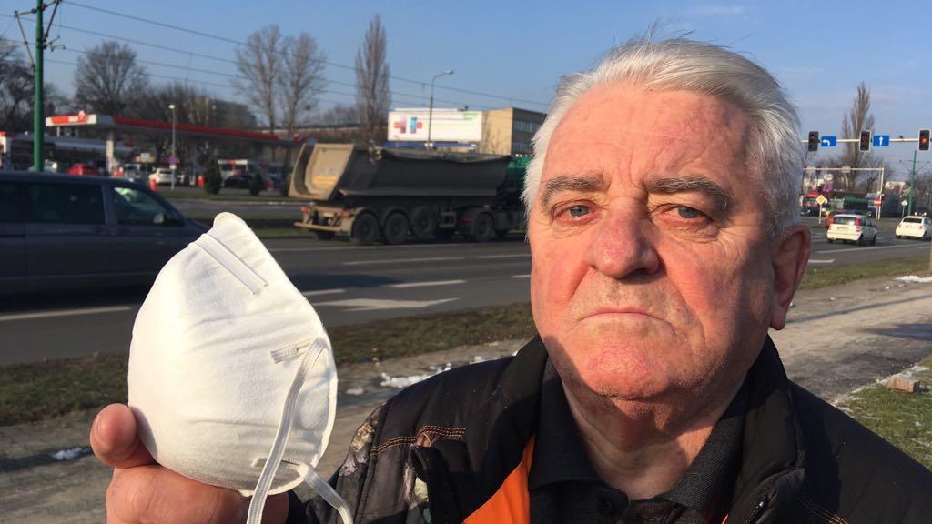 Lechosław Lerczak smog - Michał Jędrkowiak - Radio Poznań