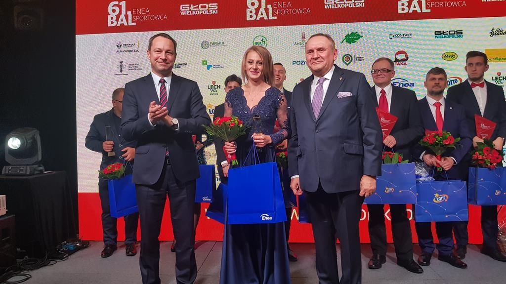 patrycja wyciszkiewicz gala sportu głos wielkopolski - Grzegorz Hałasik - Radio Poznań