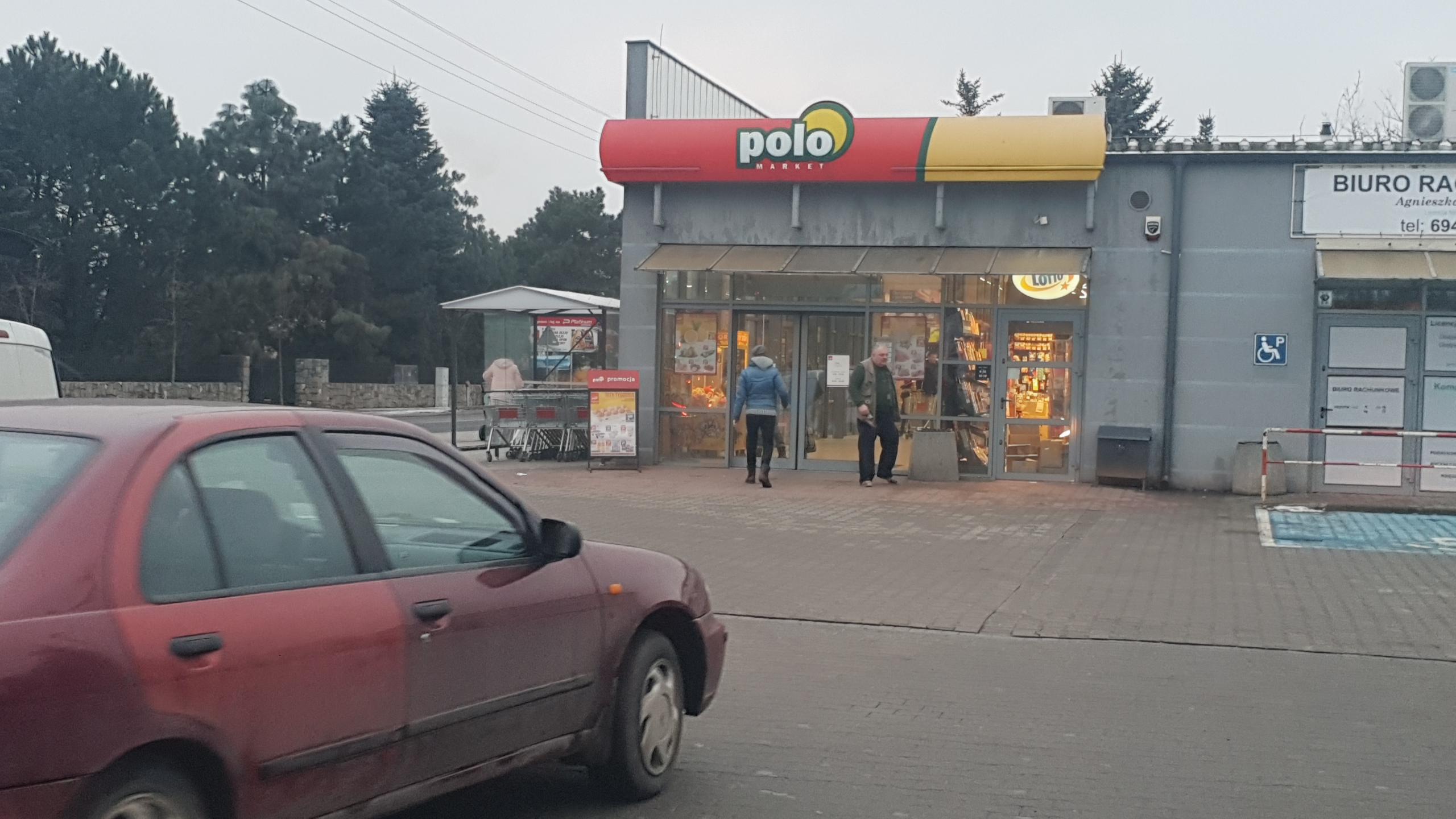 Mosina nożownik polo market - Michał Jędrkowiak, Radio Poznań