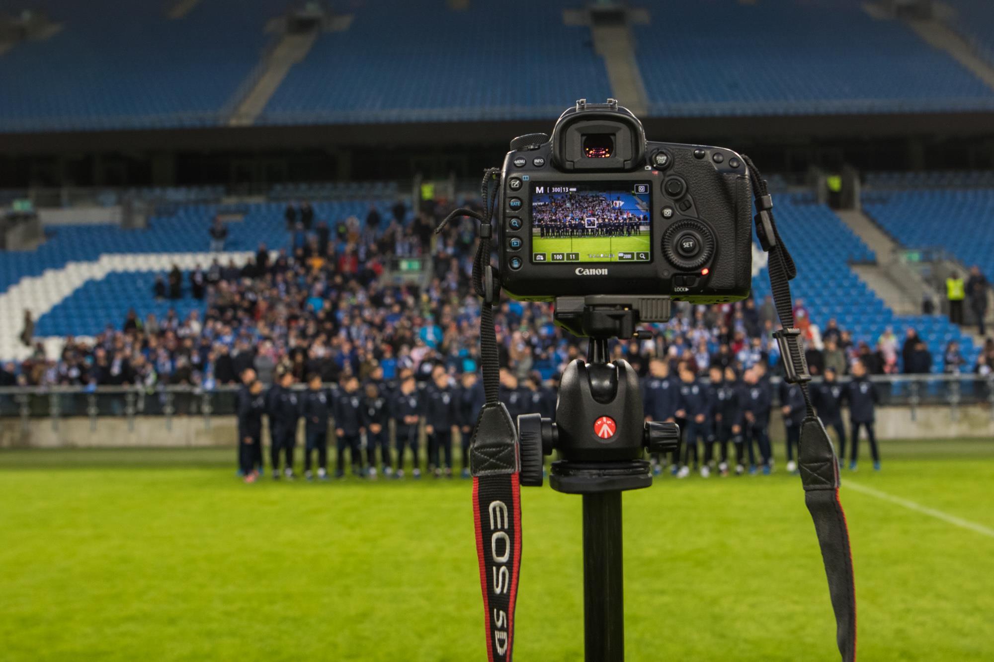 Lech Poznań stadion Bułgarska - Lech Poznań, Facebook