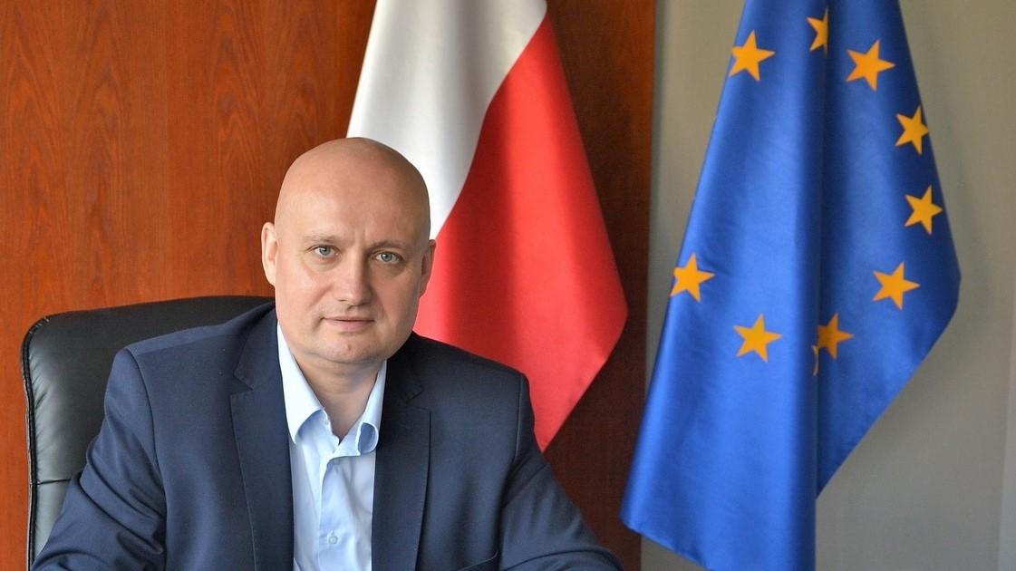 wojewoda zbigniew hoffmann  - Wielkopolski Urząd Wojewódzki