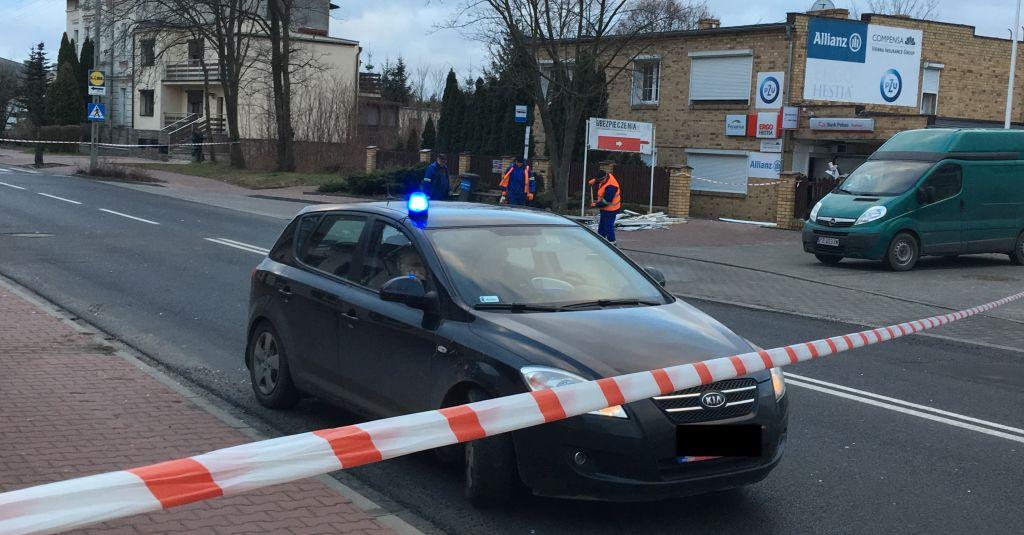 bankomat kórnik wybuch policja - Jacek Butlewski