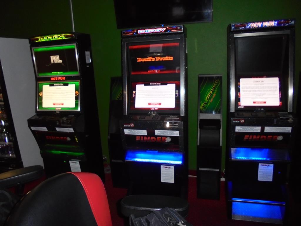 automaty hazard zatrzymane - Służba Celno-Skarbowa w Wielkopolsce