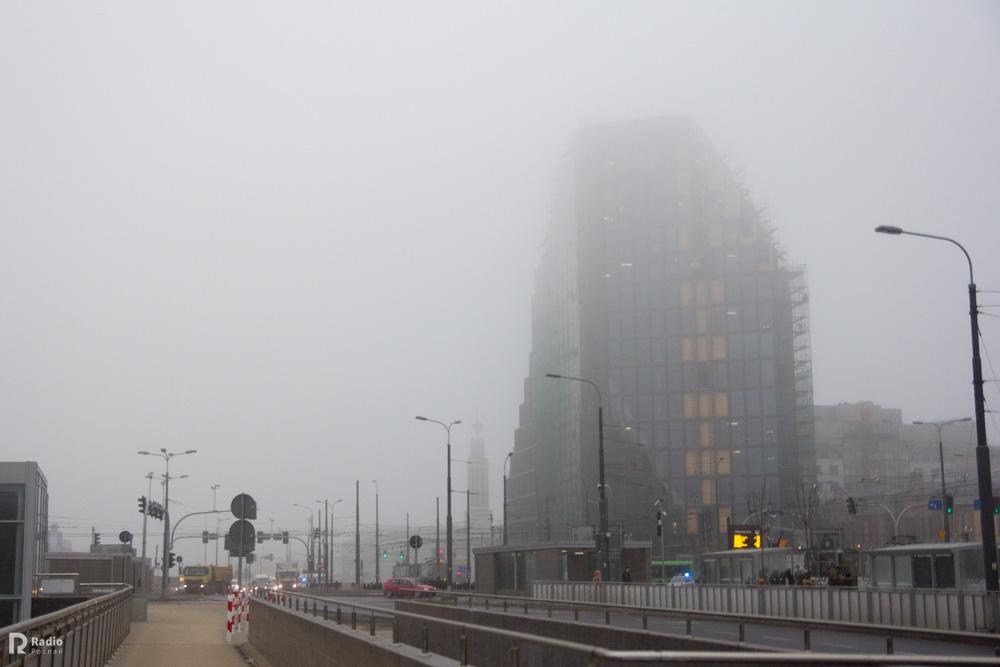 Smog Poznań  - Tomasz Żmudziński, Radio Poznań