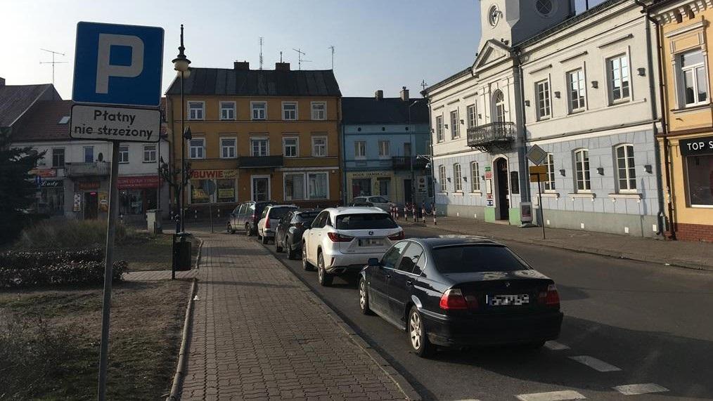 strefa parkowanie turek - Sławimir Zasadzki