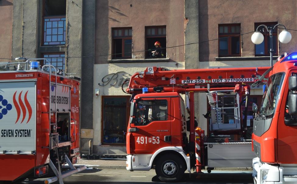 pożar krotoszyn - Adrian Femiak - krotoszynska.pl