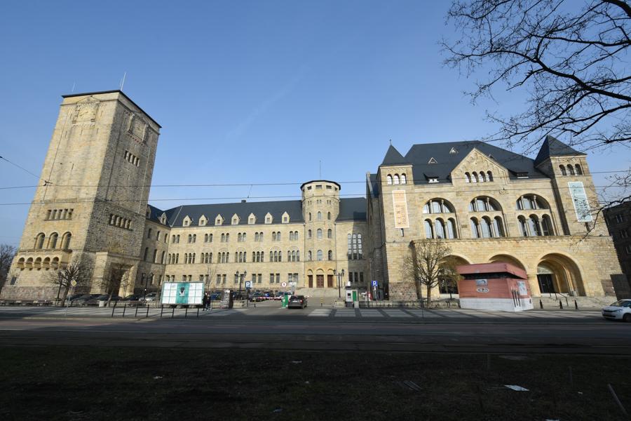 Centrum kultury zamek poznań - Wojtek Wardejn